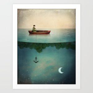 """""""Entering Dreamland"""" par Catrin Welz-Stein"""