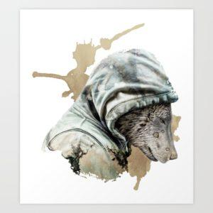 """""""Hibernation"""" par Claude Peyrouse"""